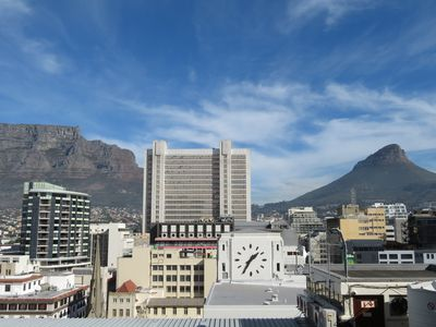 Photo for 11th floor with table mountain view