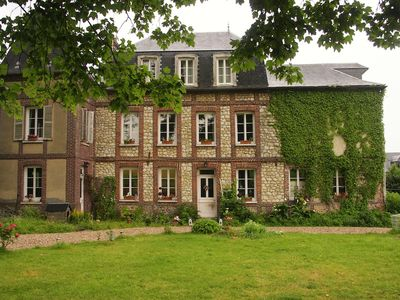 Photo for La tourelle - Near Chateau de Vascoeuil