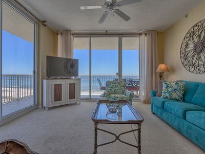 Photo for Beach Club 1101C Fort Morgan Gulf Front Vacation Condo Rental - Meyer Vacation Rentals