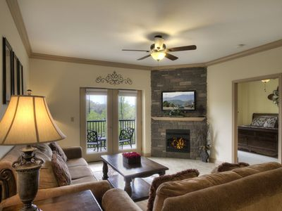 Photo for Sarah's Mtn Blessing With 2 King Master Suites. Mtn Views And Wildlife $79-159