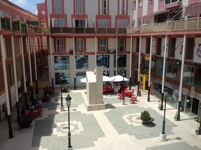 Attractive Square with Taverna
