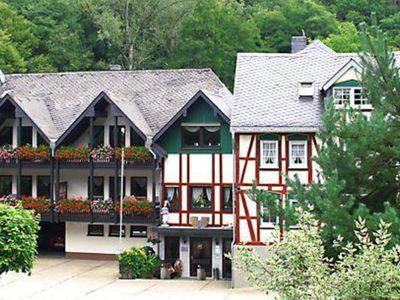 Photo for Double Room with Balcony - Landgasthof Baunhöller-Mühle
