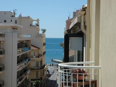 Photo for sea view, near water front, Croisette, air conditioning, parking, garage, wifi