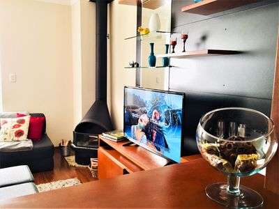 Photo for Comfort next to the Cathedral of Stone! Wi fi, Sky and Netflix, double box included!