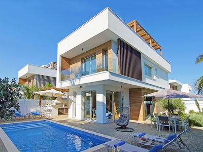 Photo for LILY - Brand New Luxury Villa with 3 En-suit Bedrooms within walking distance to TRINITY Golden Sand