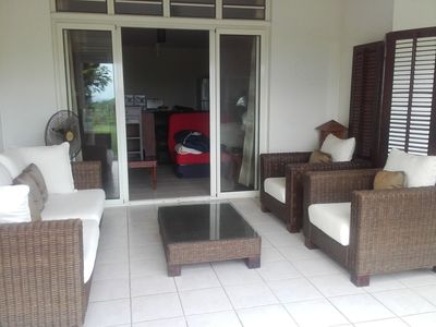 Photo for 1BR Apartment Vacation Rental in Trois Ilets, Martinique