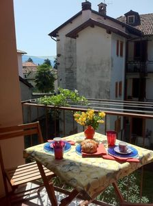 Photo for 2-room apartment with balcony in a central yet quiet and sunny location