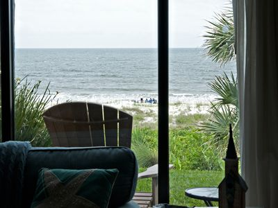 Photo for 2BR Oceanfront in Captain's Court with beautiful views!