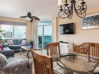 Photo for Crescent Keyes -  701 Great views make a home-away-from-home in  this 2-bedroom condo!