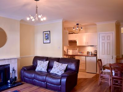 Photo for Cosy Dublin Apartment With Parking