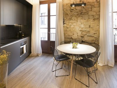 Photo for Beautiful apartment, in the city center, ideal for families