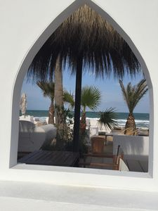 Photo for Apartment in Javea beach front and Beach Club fashion