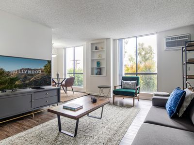Photo for Prime WeHo 1BR convenient to all