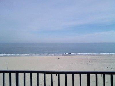 Direct ocean view from balcony