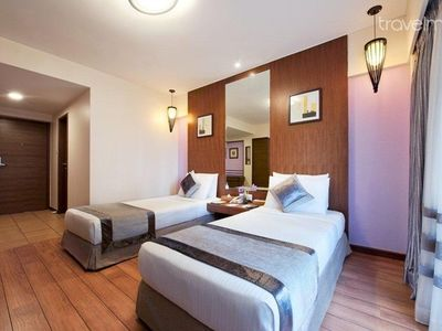 Photo for 2 BHK Wooden Floor Apt with BF