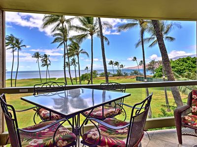 Photo for Beachside Kihei Condo w/ Stunning Views!