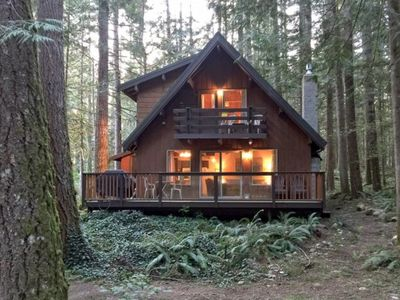 Photo for Gorgeous Mt. Baker Lodging  Cabin 27 for 10 People  in United States