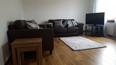 Photo for Family friendly  apartment in the heart of Moray