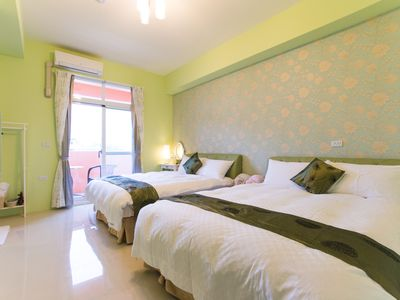 Photo for MI CASA Homestay, Quadruple room, Taitung Train station