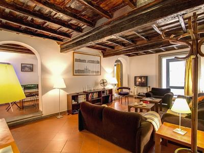 Photo for Apartment in the center of Rome with Internet, Air conditioning, Washing machine (442162)
