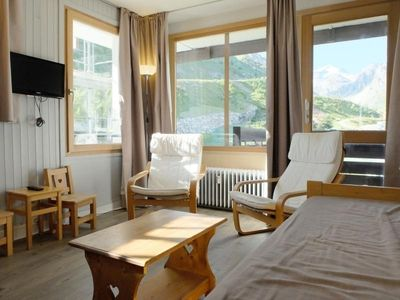 Photo for Apartment Tignes, 2 bedrooms, 7 persons