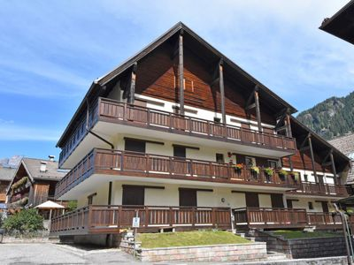Photo for Apartment Marmolada in Canazei - 2 persons, 1 bedrooms