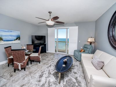 Photo for INCREDIBLE VIEWS OF BEACHES! OPEN 9/14-21! WALK TO PIER PARK! WOW VIEWS!