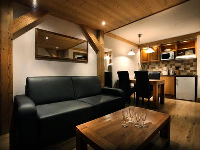 Photo for Residence La Cime des Arcs **** - 4 Rooms Cabin 8/10 People