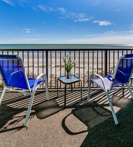 Photo for Luxury Oceanfront Two Bedroom Two Bath Condo at Carolina Dunes! (5th Floor)