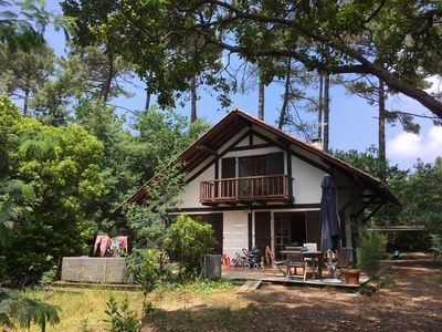 Photo for house for July in the pines and in the sun