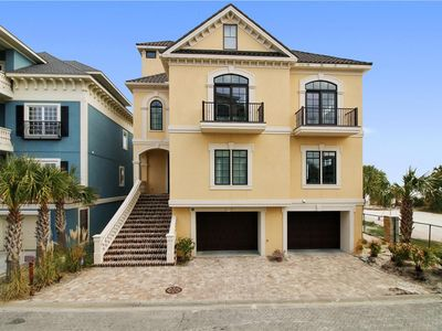 Photo for Stunning Oceanfront Home w/ Pool, Elevator, Large Deck, Easy Beach Access!