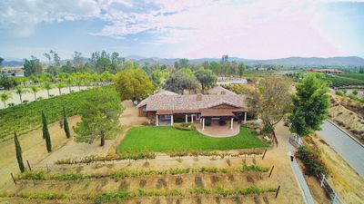 Photo for Private Gated Vineyard Estate Single Story Home nestled close to all Wineries!