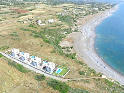 Photo for Olga Villas at Lahania Beach, South Rhodes  (Villa B)