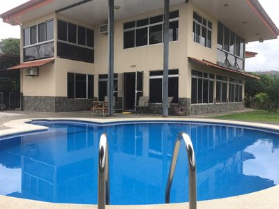 Photo for 4 Bedroom Private Home with Pool, Overlooking Jaco