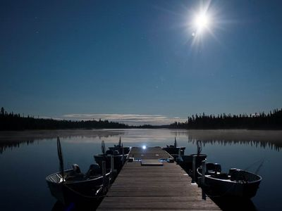 Photo for 2BR Cabin Vacation Rental in Savant Lake, ON