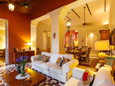 Photo for Elegant colonial home in the heart of Mérida.