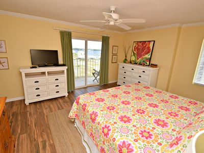 Photo for Beautiful Gulf Front Corner Unit in Paradise! Spring Break is almost here! Book today