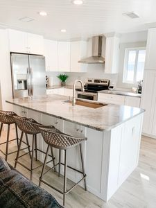 Photo for Newly Remodeled Beach Front Condo