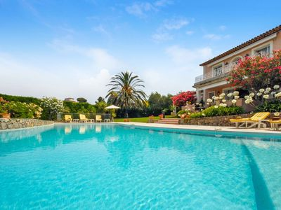 Photo for Superb 5 bedroom House in Antibes (Q2987)
