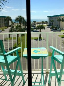 Photo for New balcony tile, 25% Off May 28-June 1! Gulf Shores Plantation 4311 ~ Indoor Pool ~ FreeWifi, Peace