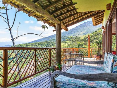 Photo for Impeccable privacy and comfort in Ilhabela