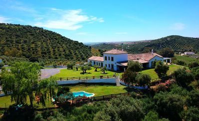 Photo for Super luxury country house, situated between Seville, Ronda and Malaga 18p