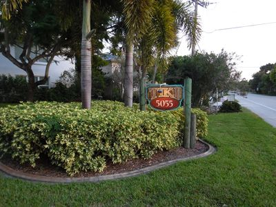Photo for Manasota Key Bay Side 1 Bdrm Condo