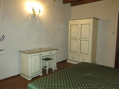 Photo for Lovely apartment for 6 people with A/C, pool, WIFI, TV and parking