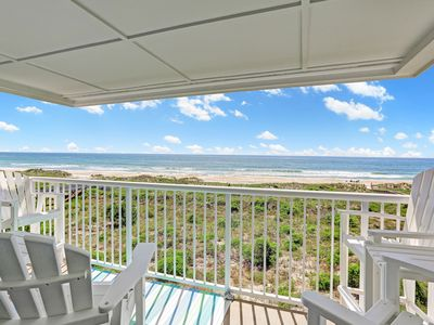 Photo for Gorgeous TOP Floor - Oceanfront Luxury Condo with Garage!