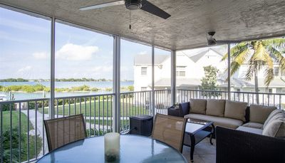 Photo for Marina Villa Soleil 3bed/2bath Marina Condo Duck Key