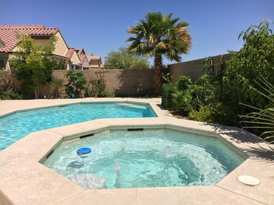 Photo for Private Pool & Hot Tub. 6 Beds In Big House Near Strip. All Ammenities Included!