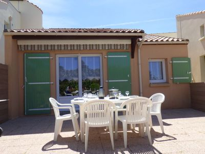 Photo for Vacation home Port Saint Jacques in Pornic - 6 persons, 2 bedrooms