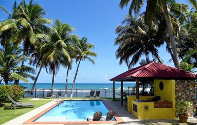 Photo for Boutique Beachfront w/Private Pool!  Top rated Puerto Rico rental!