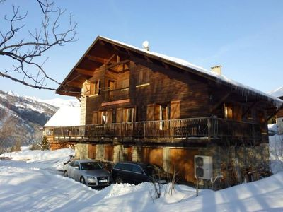 Photo for Chalet - Serre-Chevalier